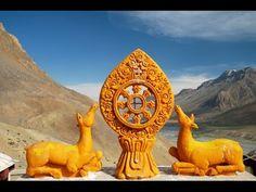 1 Hora Música de Meditação de Chakra Tibetana: Música de Relaxamento, Música de Cura ☯124 - YouTube