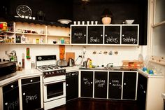 this is what I was thinking at first. with the walltowall cielingtofloor cabinets in the kitchen.....still might?