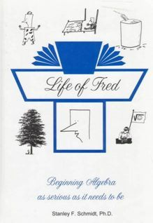 We eagerly embrace all of Life of Fred books - they are FUN and teach at the same time.  What could be better?
