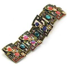 Art Nouveau style jewelry - Retro Style - 1890 - 1910 inspired jewelry