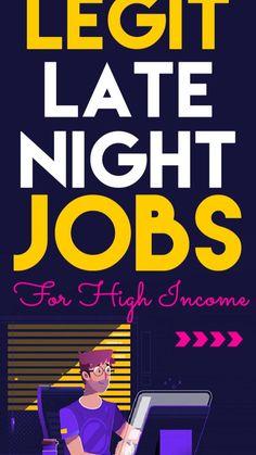 Online Work From Home, Work From Home Jobs, How To Get Money, Make Money From Home, Make Money Fast, Online Job Opportunities, Night Jobs, Legit Online Jobs, Earn Money Online Fast