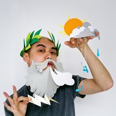 This guy does some really clever and creative work with paper. Very inspiring! (especially since my costumes always suck)