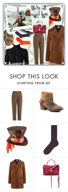"""Mad Hatter"" by amazingmeraff on Polyvore featuring Michael Kors, Diba, Uniqlo, Yves Saint Laurent, GE, Rebecca Minkoff and Grace"