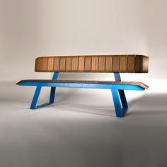 David Rasmussen: Plank Bench