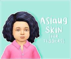Aslaug Skin (FOR TODDLERS!!) - eirflower