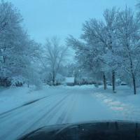 snow roads again