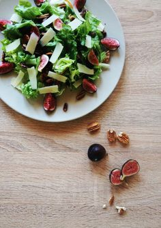 Roasted Pecan, Parmesan and Fig Salad paired with Domaine des Dieux Claudia Brut Fig Salad, South African Wine, Roasted Pecans, Wine Pairings, Wine Recipes, Parmesan, Celery, Wines, Management