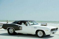 "1971 Plymouth ""Cuda 440 convertible custom"