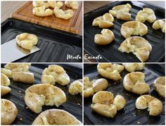 Se quiser saber como fazer batatas a murro, daquelas que não vai querer parar de comer, anota os ingredientes e siga a receita. Fácil e deliciosa!