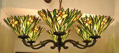 Vitráže, Tiffany technika, lampy, obrazy, restaurování - SKLOart - Jitka a Richard Kantovi
