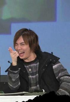 Look at this damn cutie <3 #suzuki_tatsuhisa