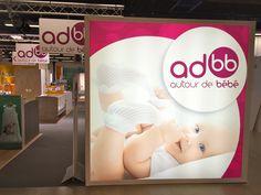Bienvenue sur le stand Autour de bébé l'occasion de découvrir et le nouveau concept magasin.
