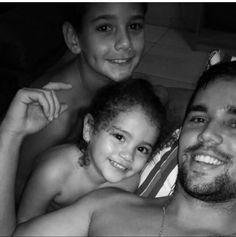 Meus 3 corações, amores da minha vida, irmãos, amor maior nao ha