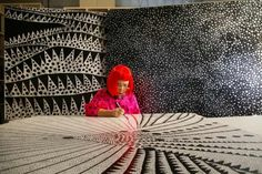 Yayoi Kusama is a Japanese artist and writer. Throughout her career she has worked in a wide variety of mediums, including painting, collage, sculpture, performance art and environmental installations, ...