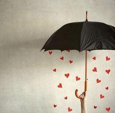 Lluvia de amor ❤️❤️