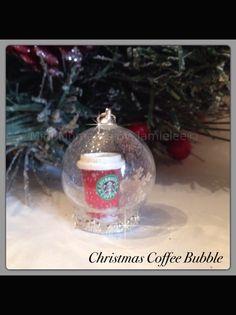 Coffee bubble decoration. From Mini Moments by Jamielee© Www.fb.com/minimomentsbyjamielee