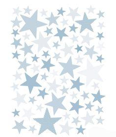Vinilo-estrellas-azules-pastel-bebe-minimoi