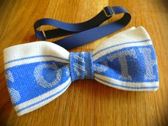 Linen bowtie made with Linen Union Glass cloth Bowties, Handmade, Clothes, Accessories, Fashion, Tie Bow, Outfits, Moda, Hand Made