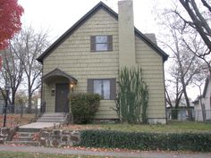 417 N Wall, Joplin, MO This 4bd/2.5 ba 2- story beauty has a Large kitchen with a breakfast bar!  Plenty of room for the Holidays or just good times with friends.  IN the living room is a  wood burning fire place for cozy winter evenings. MLS# 145575