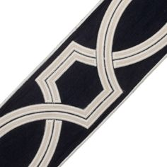 "2.75"" OGEE EMBROIDERED BORDER"