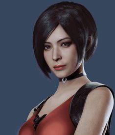 resident evil 2 remake | Tumblr Ada Wong, Resident Evil Remake, Ada Resident Evil, Evil Games, Mileena, Jill Valentine, Funny Tattoos, Games For Girls, Anime Art Girl