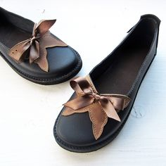 ca3e49bd785d Handmade Leather Womens Shoes