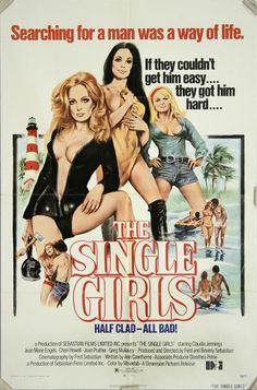 Samuel Owen Gallery :: Vintage Posters :: Movie :: The Single Girls