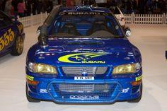 Subaru Impreza STi-Richard Burns & Robert Reid 2
