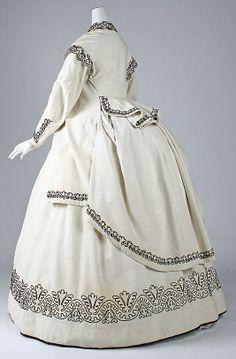 vestido 1865