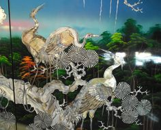 Stunning mother of pearl and eggshell art by the Vietnamese artisans workshop in Ho Chi Minh Vietnam Holidays, Vietnam Tours, Small Group Tours, Ho Chi, Eggshell, Workshop, Pearl, Travel, Painting