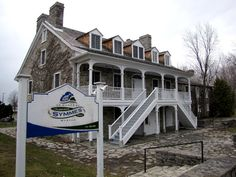 Le Musee de L'auberge Symmes Museum, Aylmer, Quebec, Canada