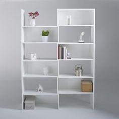 Everett Extendable Bookcase, Height 2 Metres