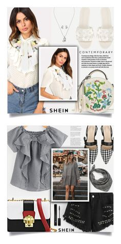 """""""Shein XXVIII"""" by samra-bv ❤ liked on Polyvore featuring Forever 21"""