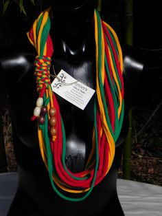 Not into the rasta, but love the braided twist with the beads!