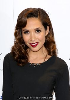 Myleene Klass  Mothercare VIP Christmas party http://www.icelebz.com/events/mothercare_vip_christmas_party/