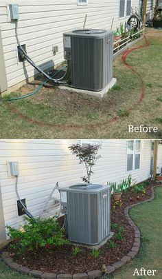 simple cheap and easy landscaping design ideas gardening for the rh pinterest com