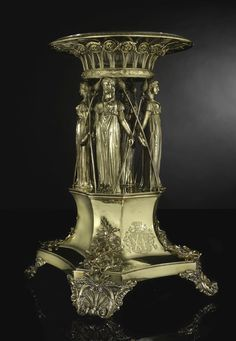 centre table and epergne ||| sotheby's l17301lot7kgrden