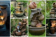 20 Stunning Garden Water Fountains That Will Blow Your Mind