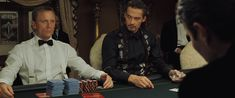 Casino Royale Flush: What Do Hollywood and Poker Tournaments Have In Common?
