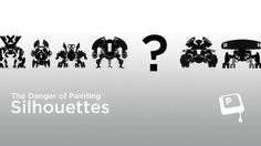 The Danger of Painting Silhouettes: Being inspired by art you see on the internet is both good and bad. It's bad when you copy the style, and not the substance. This video discusses the danger of digital painting fads like 'speed-painting' and 'painting silhouettes'. ★    CHARACTER DESIGN REFERENCES • Find us on www.facebook.com/CharacterDesignReferences and www.pinterest.com/characterdesigh    ★