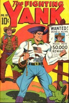 The Fighting Yank (Volume) - Comic Vine