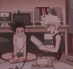 Hunter X Hunter, Hunter Anime, Killua E Gon, Hisoka, Otaku Anime, Manga Anime, Anime Art, Real Anime, Anime Guys