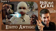 Egito Antigo (Economia, Religião, Sociedade e Cultura) #2