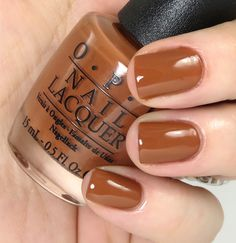 OPI San Francisco Collection Fall/Winter 2013 Review, Swatches, Photos A-Piers to Be Tan