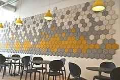 Acoustic panels - Träullit Dekor, Stadsmissionens skola
