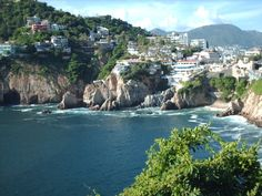 Acapulco may never return there but was def beautiful!