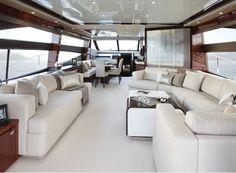 HMY Yachts | Princess Flybridge 72 Motor Yacht