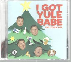 Joel Kopischke I Got Yule Babe Humorous Christmas  2005 Harry Potter Christmas  #Christmas