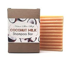 Coconut Milk Shampoo Solid Bar Cold Process All Natural No Paraben >>> Check this awesome product by going to the affiliate link Amazon.com at the image.