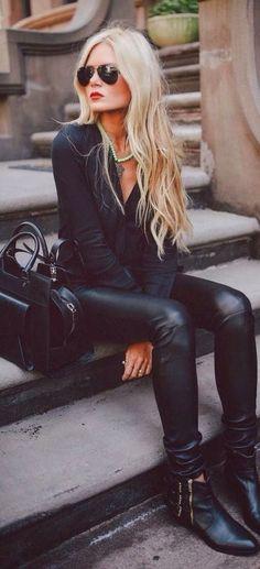 Street Chic leather - Luxurydotcom